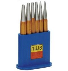 Набор выколоток конических (6 шт.) NWS 2991-6