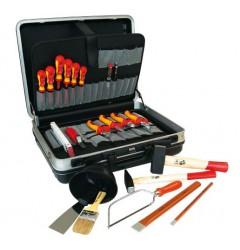 Чемодан с инструментом для монтажника (23 предмета) NWS 321K-23