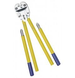Клещи для обжима наконечников 50-120 мм NWS 576-970