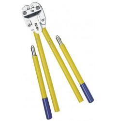 Клещи для обжима наконечников 120-240 мм2 NWS 576-975